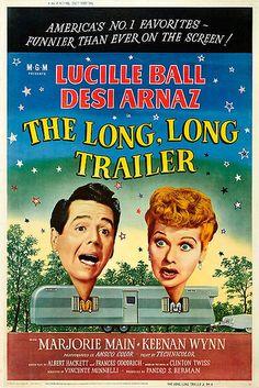 The Long Long Trailer