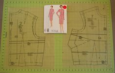 How to Make a Tank Top Pattern, Part 1 / Amy Alan / Really Handmade