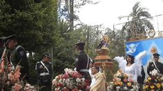 Tradicional Pase del Niño Viajero. Cuenca 2014