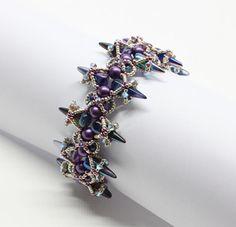 Spiky bracelet