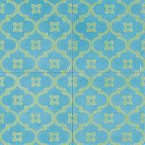 New Blue Moorish Night Reproduction Encaustic Tile Balcony Tiles, Pool Tiles, Cement Tiles, Old Apartments, Encaustic Tile, Antique Tiles, Laundry In Bathroom, Color Tile, Moorish