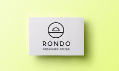 Rondo - hats producer logo - by Lotne Studio