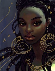 Find images and videos about book, fantasy and throne of glass on We Heart It - the app to get lost in what you love. African American Art, African Art, Native American Indians, Character Inspiration, Character Art, Arte Black, Natural Hair Art, Bild Tattoos, Black Artwork