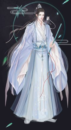 Novel Characters, Fantasy Characters, China Art, China China, Chinese Drawings, Japanese Costume, Handsome Anime Guys, Chinese Man, Oriental Fashion