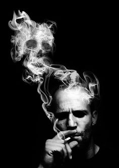 Jason Statham, with Cigarette Smoke Creating a Deadly Skull. B & W Photo. Jason Statham, Guy Ritchie, Foto Top, Up In Smoke, Raining Men, Looks Cool, Chicano, Famous Faces, Actors & Actresses