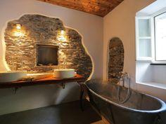 Old World Bathroom |