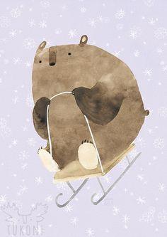 Оксана Була и Лесные Тукони | Уроки Иллюстрации с Элиной Эллис