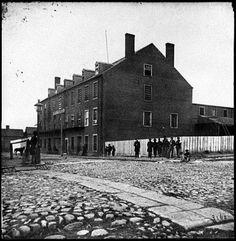 The Cahaba Civil War Prison, Alabama