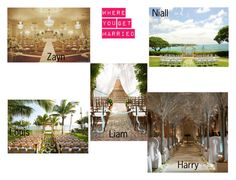 """""""Preference #13 : Where you get married"""" by akirarae ❤ liked on Polyvore"""