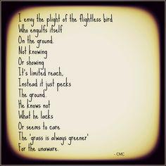 The Plight of Birds. #poem #courtneymarie #life #dreams #poetry