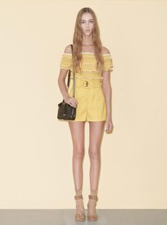 Shine bright in yellow! On http://www.redvalentino.com/e-store