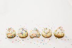 Funfetti Mini Cheesecakes