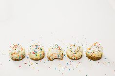 Easy mini cheesecakes   https://www.tastemade.com/videos/funfetti-mini-cheesecakes#recipe