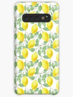 Citrons pattern, citrus fruits seamless, lemons • Millions of unique designs by independent artists. Find your thing. Redbubble Samsung Galaxy Case - #redbubble #samsung #phone #mobile #cases #tech #gadgets #art Also available as T-Shirts & Hoodies, Men & Women Apparel, Stickers, iPhone Cases, Samsung Galaxy Cases, Posters etc. Samsung Galaxy Cases, Iphone Cases, Citrus Fruits, Mobile Cases, Tech Gadgets, Cool Shirts, Finding Yourself, Classic T Shirts, Posters