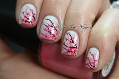 Nails In Nippon: Cherry Blossoms