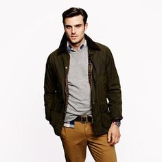 Barbour� Sylkoil Bedale jacket