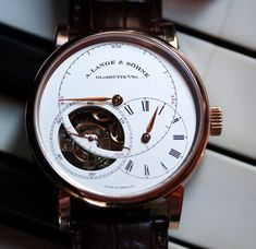 A. Lange & Sohne Watches: A Love Letter From The Akademie