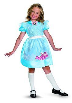 Alice Classic Child Costume Child M(7-8) @ niftywarehouse.com
