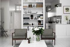 A cadeira que desejo, again and again... Photo by Pia Ulin for Elle Interior (swedish edition)