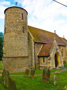 St Mary's Church, Burnham Deepdale