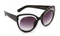 ONE by Erdem Statement Sunglasses #sunglasses #fashion #statement #erdem