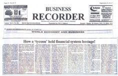 How AKD is keeping the Pakistan Financial system hostage ..