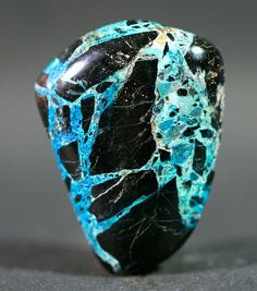 Spider Web Carlin Turquoise by LostSierra, via Flickr