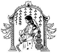 Wedding Symbols | Hindu Wedding Symbols | Wedding Clipart | Indian ...