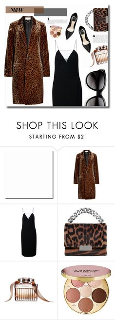 """""""Pack for NYFW"""" by polivorka-polivorochka ❤ liked on Polyvore featuring Vanessa Bruno, Alexander Wang, STELLA McCARTNEY, tarte and NYFW"""