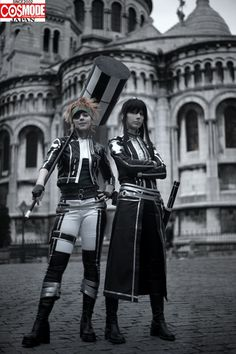 """「D.Gray-man」 #cosplay #cosplayer #anime #コスプレ """"COSMODE e-book"""" is a collection of photos with hundreds of cool cosplay pictures like this. http://www.facebook.com/COSMODEJapan"""