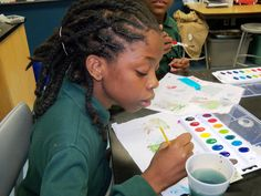Art Therapy for Children with ADHD and Anxiety Disorders