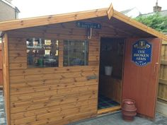 Turn a Shed a Bar | Summer House Reviews