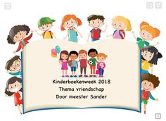 A teacher in the Netherlands uses TinyTap to promote Children's Book Week 2018 Children's Book Week, Educational Games For Kids, Questions, Childrens Books, Family Guy, Classroom, Teacher, Student, School