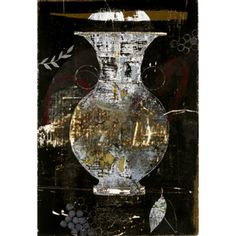 Vaas II by Leftbank Art - Accessories - Wall Canvas