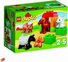 Lego Duplo 10522 Zvířátka z farmy - 0