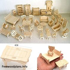 30 DIY American Girl Furniture Projects You Need to See - IJK KIM 20 Doll Furniture Plans Woodworking 2019 20 Doll Furniture Plans Woodworking 2019 American Girl Furniture, Girls Furniture, Diy Furniture Couch, Barbie Furniture, Dollhouse Furniture, Furniture Plans, Furniture Projects, Popsicle Stick Crafts House, Popsicle Sticks