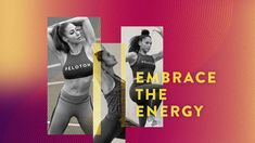 This Women's History Month, experience the energy of Peloton women united in motion through themed classes, exciting music moments and a social impact partnership.