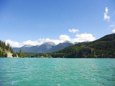 Green Lake, BC, Canada