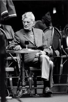 Samuel Beckett | #photo