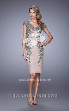 La Femme 21683 Dress - NewYorkDress.com OVER BUDGET