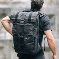 Limited Edition Expandable Cargo Backpacks with COBRA Buckle Closure. So hipster that it is painful.
