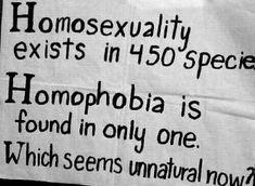True // vérité // homophobie // homophobia // stupid human being // quote // citation Short Friendship Quotes, Lgbt Love, Lesbian Love, Citations Lgbt, Lesbian Quotes, Lgbt Pride Quotes, Equality Quotes, Isak & Even, Lgbt Memes
