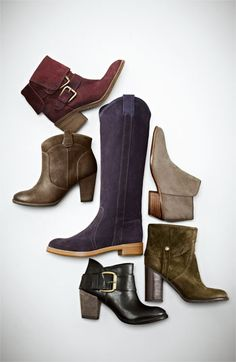 Boots, Boots, Boots - #Nordstrom