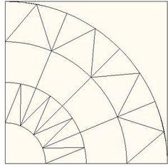 camino de mesa patchwork new york beaty patrones - Búsqueda de Google