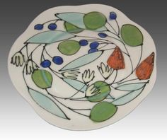 Naomi Cleary... Salad Plate