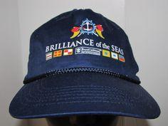 01777e525d8 Royal Caribbean International Souvenir Baseball Cap Navy Adjustable Fit  Cruise  Unbranded  BaseballCap Royal Caribbean