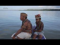 YouTube - Munducurus querem evitar  hidrelétrica no rio Tapajós