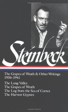 John Steinbeck: The Grapes of Wrath and Other Writings 1936-1941: The Grapes of Wrath, The Harvest Gypsies, The Long Valley, The Log from the Sea of Cortez (Library of America) by John Steinbeck, http://www.amazon.com/dp/1883011159/ref=cm_sw_r_pi_dp_yhborb079HB5J