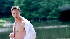 Yep killing us with his sexiness again! Benedict Photo shoot behind the scenes for Vanity Fair
