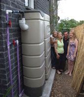 Choice article on Grey water systems.